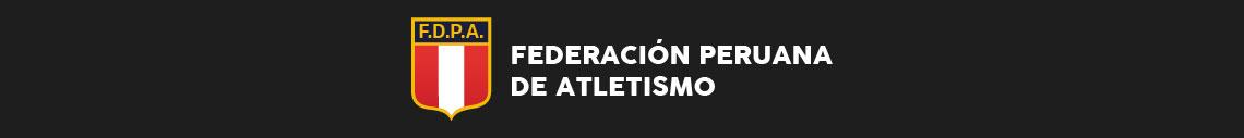 FEDERACIÓN DEPORTIVA PERUANA DE ATLETISMO