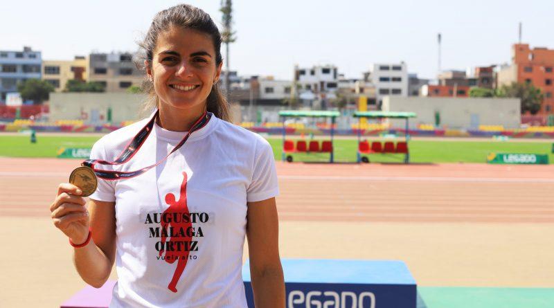 Pacheco, Meneses, Mautino y Mandros los destacados de la última fecha del Campeonato Nacional de Atletismo en VIDENA
